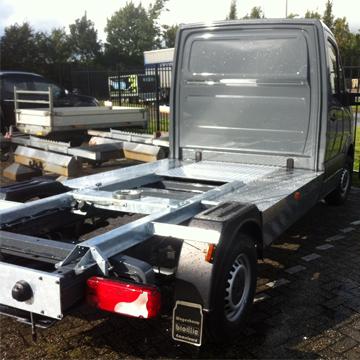 Publiciteit In Carrosserie Nl Schamelwagen Met Elektrisch