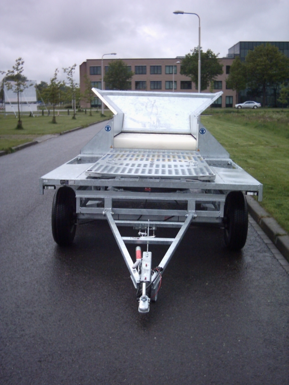 Stenenwagen Draaiplateau Wagenbouw Bolle Bv